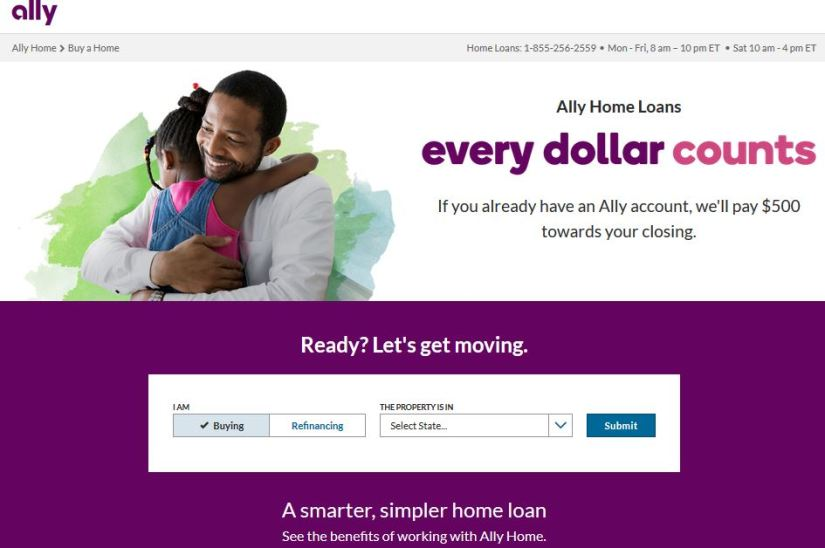 ally Home Mortgage Loan